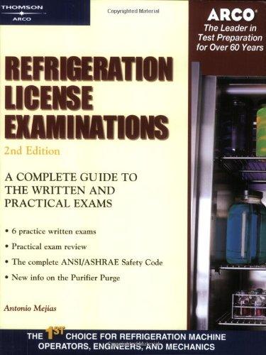 refrigeration machine operator