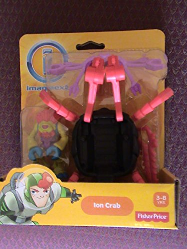 Fisher-Price Imaginext Ion Crab - 1
