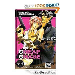 Cheap Chase (Yaoi Manga) Asahi Shima