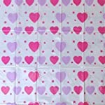 Baby Girls' Hearts Pattern No Mess Ea...