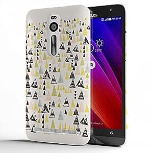 Koveru Back Cover Case for Asus Zenfone 2 - Leh Duncan