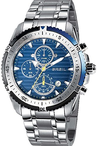 orologio cronografo uomo Breil Ground Edge trendy cod. TW1429