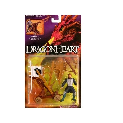 Dragonheart Bowen Action Figure - 1
