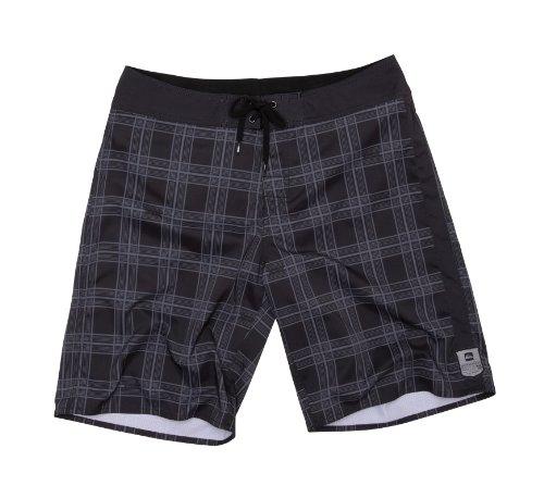Quiksilver Perils 21 Mens Boardshorts - 31, Black