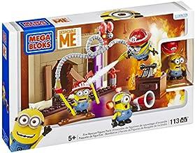 Mega Bloks 94816U - Ich Einfach Unverbesserlich Fire Rescue Figure Pack