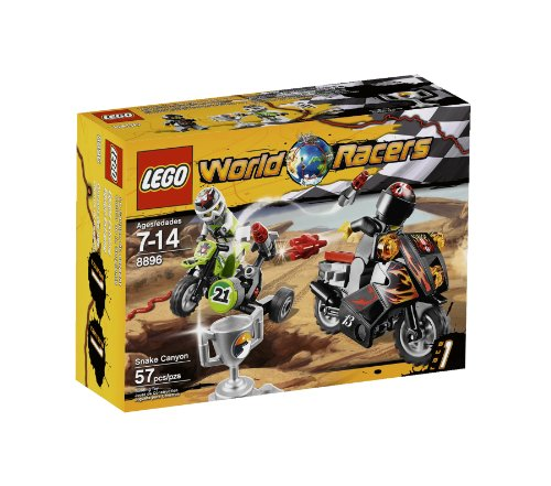 LEGO® World Racers Snake Canyon 8896 Amazon.com
