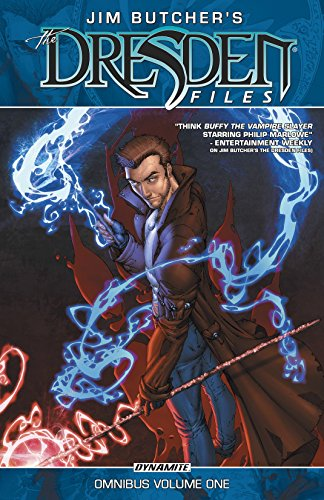 Download Jim Butcher's The Dresden Files Omnibus