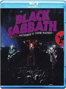 Black Sabbath Live...Gathered In Their Masses [Blu Ray+ CD] [2013]