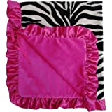 Baby Bella Maya Stroller Blanket Zoe Zebra