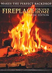 Fireplace for Your Home - Crackling Fireplace