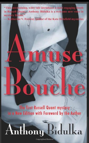 Amuse Bouche: A Russell Quant Mystery