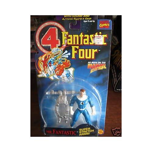Amazon.com: Fantastic Four Animated Series Mr. Fantastic Super Stretch
