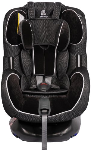 Renolux 9-18Kg Car Seat Next Confort Group 1 (Black Knight, 9 Months - 4 Years)