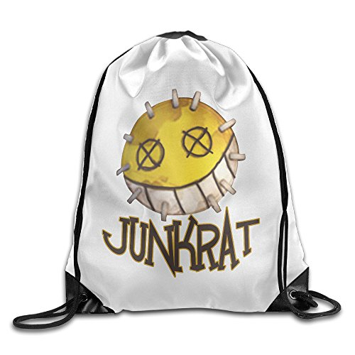 Overwatch Junkrat Training Gymsack