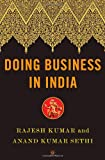 img - for Doing Business in India: A Guide for Western Managers book / textbook / text book