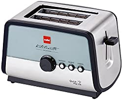 Cello Quick Pop 200 850-Watt Pop-up Toaster (Black)