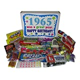 1965 50th Birthday Gift Basket Box Retro Nostalgic Candy From Childhood ~ Woodstock Candy