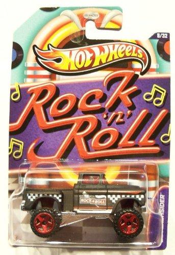 Hot Wheels Jukebox Rock N' Roll '56 Flashsider Black #09/32 - 1