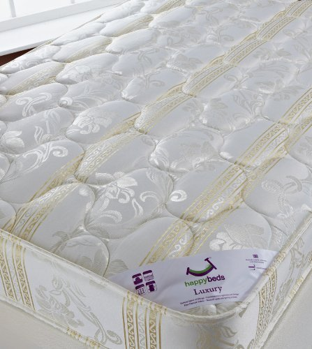 Happy Beds Luxury Single Mattress