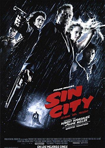 Sin City (Blu-Ray) (Import) (European Format - Region B) (2012) Bruce Willis; Jessica Alba; Mickey Rourke