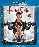 Hansel & Gretel : Witch Hunters [Combo Blu-ray 3D + Blu-ray 2D]