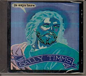 Sally Timms - It Says Here