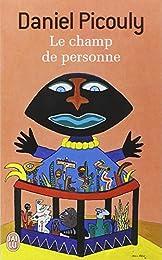 Le Champ de personne - Grand prix des Lectrices de Elle 1996