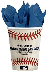 Rawlings Baseball 9 oz. Party Cups 18 Pack from Rawlings Baseball