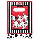 101 Dalmatians Favor Bags (8ct)