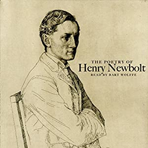 The Poetry of Henry Newbolt Audiobook
