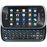 "Samsung Galaxy Ace Q SGH-I827 Unlocked 3G Phone w/ Slide-Out Keyboard and 3.2"" Touch Screen"