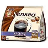 Senseo French Vanilla and Hazelnut Coffee Pods - 1 Pack Each - 32 Pods Total