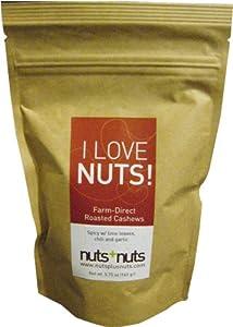 Nutsnuts Spicy Bulk Cashews
