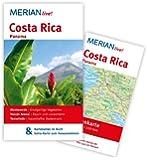 Costa Rica mit Panama: MERIAN live! - Mit Kartenatlas im Buch und Extra-Karte zum Herausnehmen