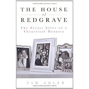 THE HOUSE OF REDGRAVE cover