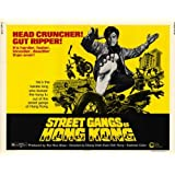 Street Gangs of Hong Kong Plakat Movie Poster (11 x 14 Inches - 28cm x 36cm) (1974)