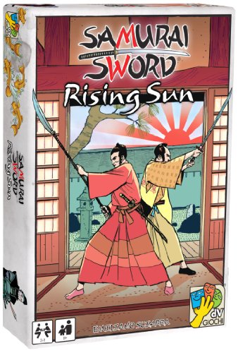 DV Giochi Samurai Sword Rising Sun Expansion