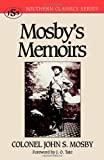 img - for Mosby's Memoirs (Southern Classics Series) book / textbook / text book