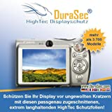 DuraSec HighTec screen protector for Canon EOS 1000D