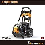 Powerplayエンジン高圧洗浄機[STREETROD]HONDA GX200 (パワープレイ)