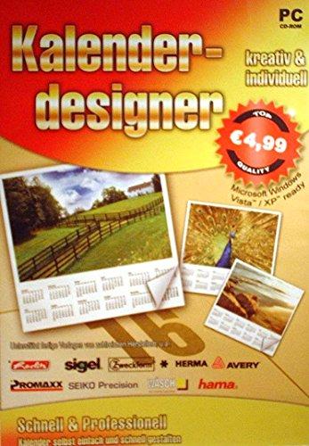 Kalender Designer - Schnell & Professionell - Kalender selbst und einfach gestalten, PC