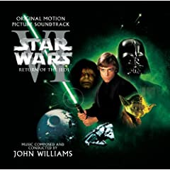 Star Wars Episode VI: Return Of The Jedi (Original Motion Picture Soundtrack)