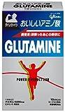 グリコ パワープロダクション おいしいアミノ酸 グルタミンスティックパウダー ヨーグルト風味 1本(5.4g) 10本