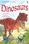 Dinosaurs (Usborne First Reading)