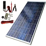 Sunforce 39810 80-Watt High-Efficiency Polycrystalline Solar Panel with Sharp Module