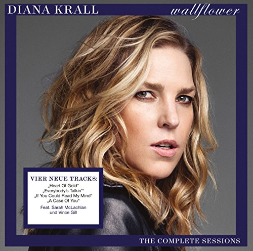 Diana Krall - Wallflower: The Complete Sessions [super Deluxe Edition] - Zortam Music