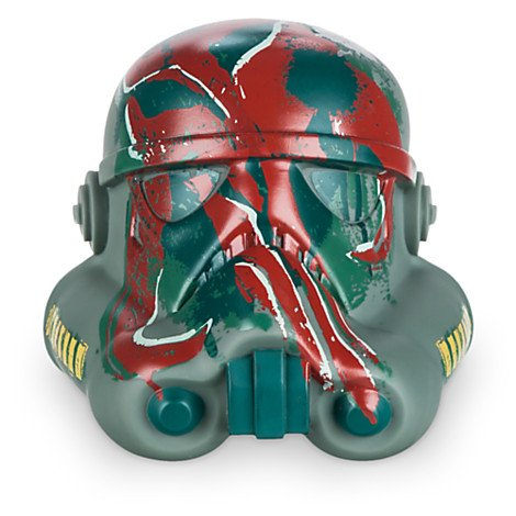 Disney Star Wars Legion Boba Fett Helmet Exclusive Special Edition