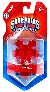 Skylanders Trap Team Skylanders Trap Team Fire Totem Trap [Searing Spinner]