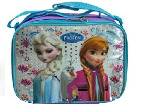 Disney Frozen Princess Elsa, Anna & Olaf Snow Lunch Bag