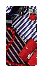 KnapCase Fashion Set Designer 3D Printed Case Cover For OnePlus One